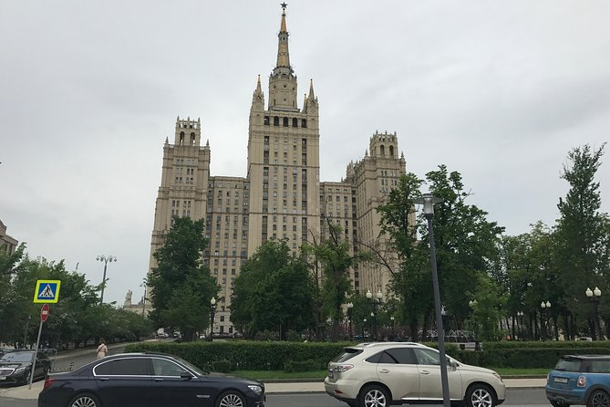 Communist Moscow Walking Tour in Spanish
