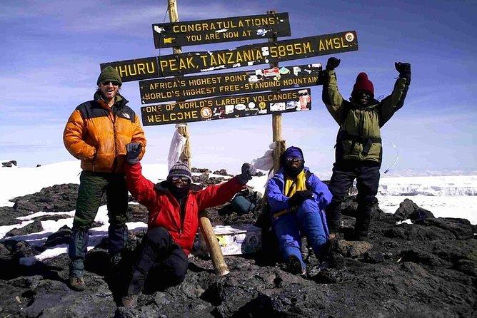 8 Days Climbing Mountain Kilimanjaro from Kenya