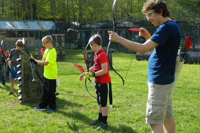 Arrow Tag Archery Games