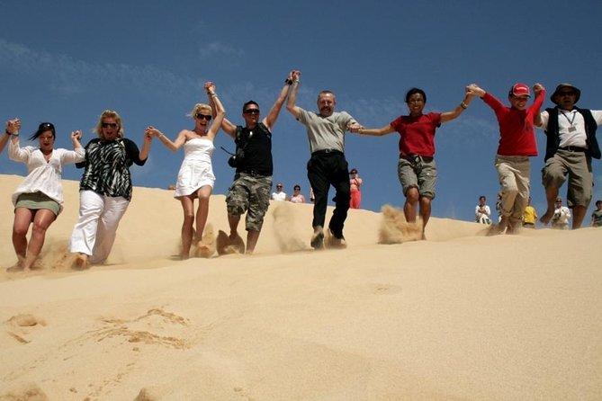 Escapada de un día a las dunas de Fuerteventura desde Lanzarote