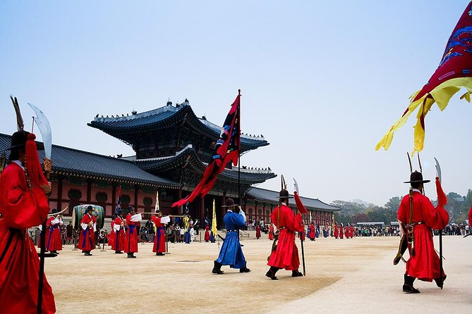 Best of Seoul Tour in the Morning