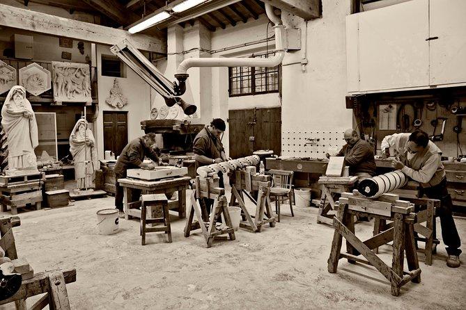 Recorrido complejo del Duomo de Florencia que incluye un taller de restauración