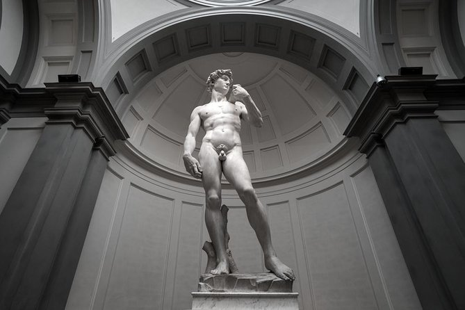 Ohne Anstehen: Accademia Gallery Führung in Florenz