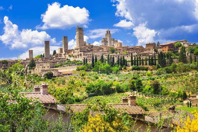 Private Tour of Siena, Pisa, and San Gimignano from Florence