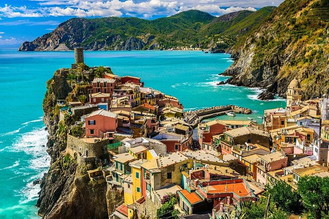 The pearls in the gulf of poets: Cinque Terre private tour