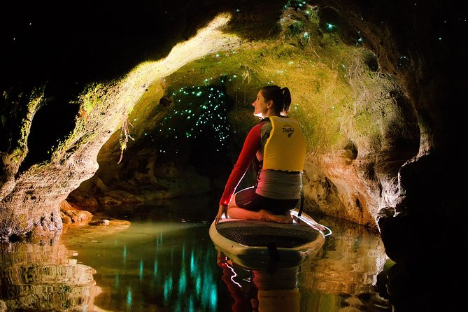 Pedal and Paddle Glow Worm Tour
