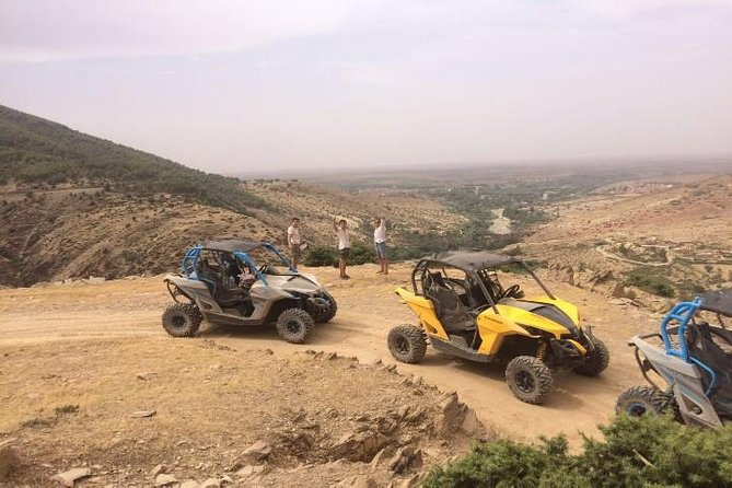 Buggy Excursion In Agafay Desert And Lake From Marrakech: