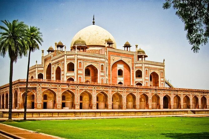 Delhi Guided Tour: Fully Customizable 8-hour Sightseeing Tour
