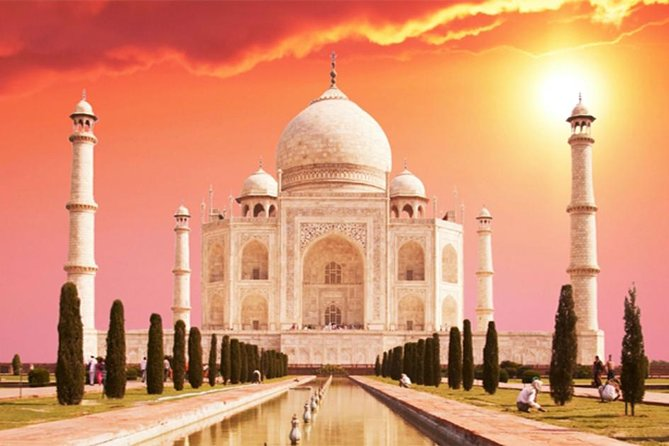Private Tour:02-Days Golden Triangle Tour to Agra & Jaipur from New Delhi By Car