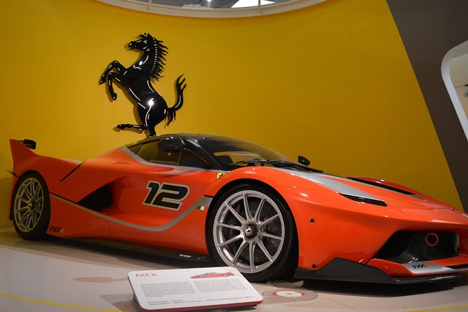 Ferrari Pagani And Lamborghini Tour From Milan Or Florence