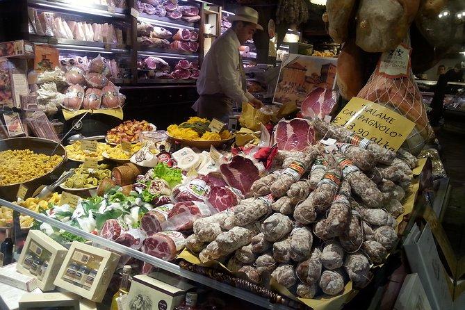 Recorrido gastronómico a pie por Bolonia