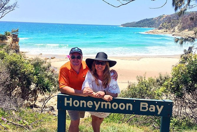 Cape Moreton Scenic 4WD Day Tour de Brisbane ou da Gold Coast
