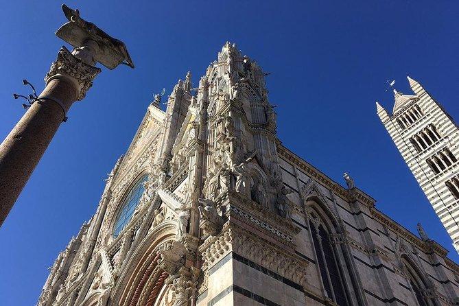 Siena: City walking tour with Duomo- Skip the line