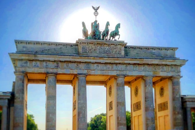 Berlin on Your Own - Round Trip Transportation from Warnemünde and Rostock Port