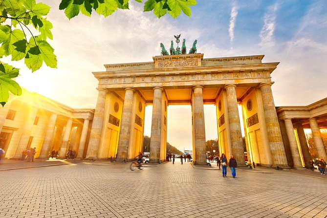 All-in-One Berlin Shore Excursion - con WIFI sull'autobus!