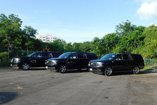 Cancun Deluxe SUV Private Roundtrip Transportation
