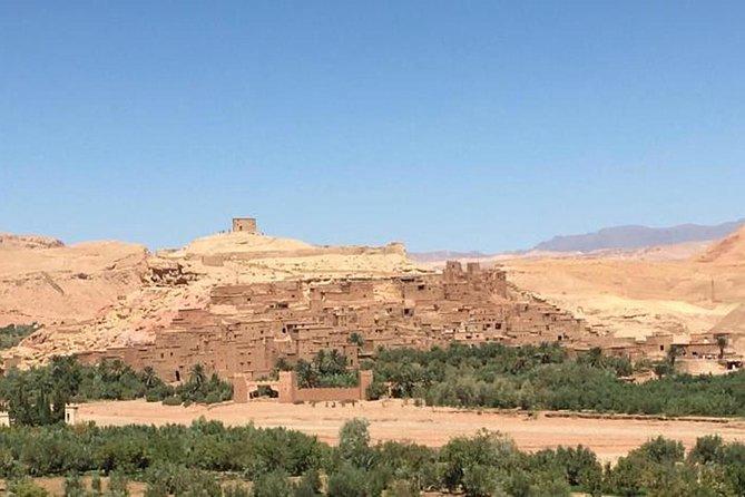 Marrakesh Day trip to Ouarzazate and Kasbahs