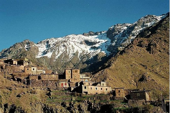FULL DAY TRIP TO HIGH ATLAS MOUNTAINS AND OUKAIMDEN FROM MARRAKECH
