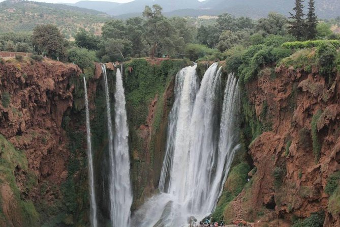 Private Day trip from Marrakech to Ouzoud Waterfalls