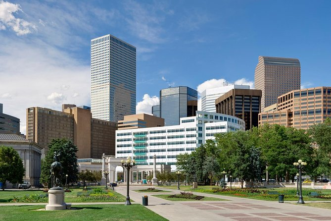 Denver City Sightseeing Tour
