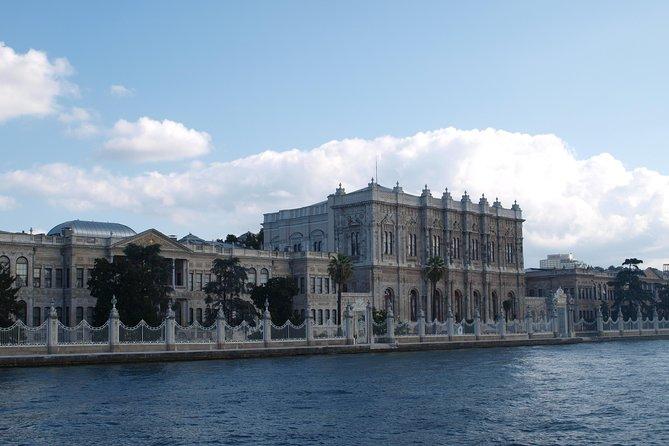 Dolmabahce Palace and Bosphorus Sightseeing Cruise with Küçüksu Palace