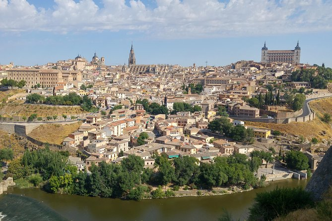 Toledo Private Tour 7 Hours