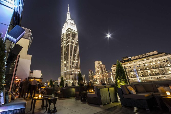 New York Rooftop Night Club Experience