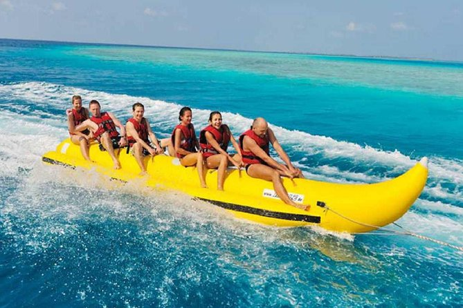 Galle Day Tour With Water Sport In Bentota From Galle