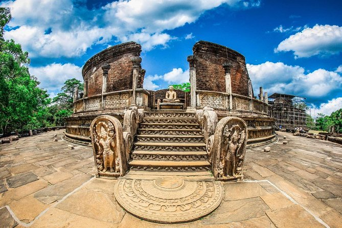 Day Excursion To Ancient City Polonnaruwa From Negombo