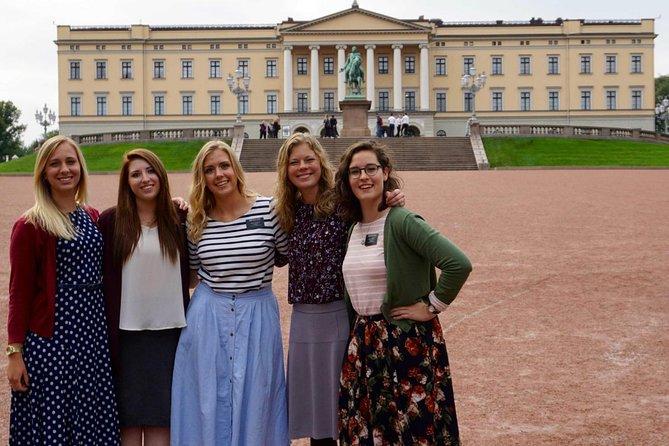 Excursão a pé em pequenos grupos em Oslo