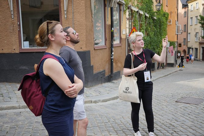 Stockholm Private Walking Tour