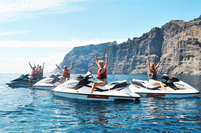 Jet Ski Safari South Tenerife