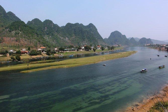 TOUR A LAS CUEVAS - Excursión a las cuevas de Paradise & Phong Nha desde la ciudad de Dong Hoi