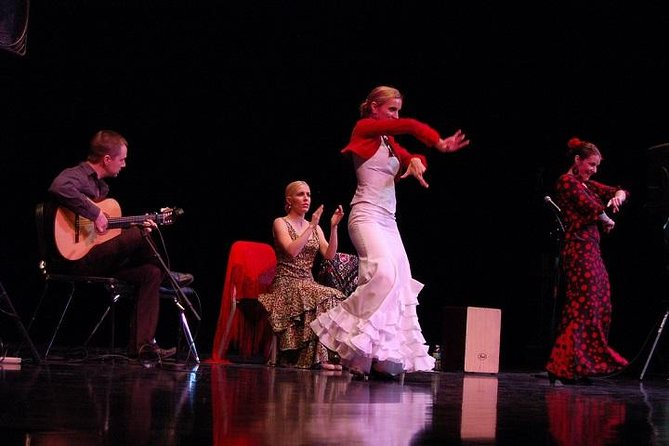 Tapas and Flamenco Show