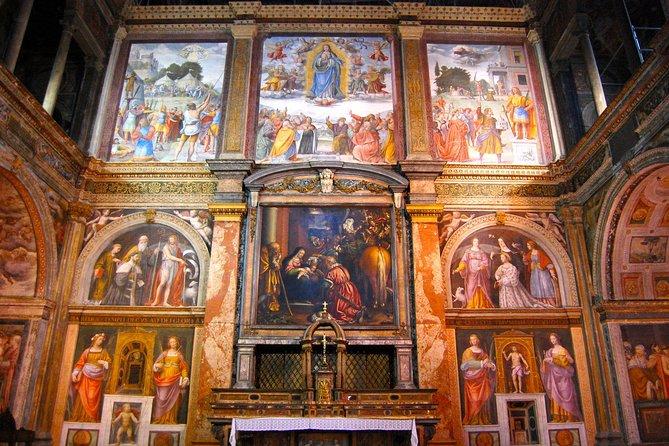 Milan Art Tour: Da Vinci's 'The Last Supper' and the Church of San Maurizio al Monastero Maggiore