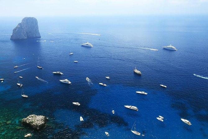 Capri and Nerano Private Boat Excursion