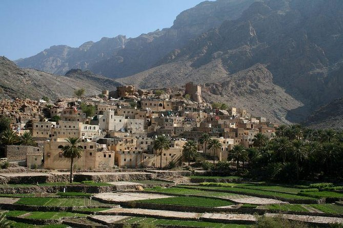 Private Tour: Wadis and Mountains - Wadi Bani Awf from Muscat
