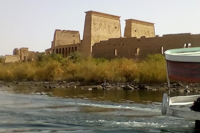Tour of Aswan high dam,temple of Philae and unfinished obelisk