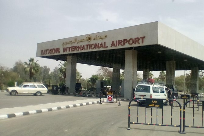 Pick up and drop off luxor airport