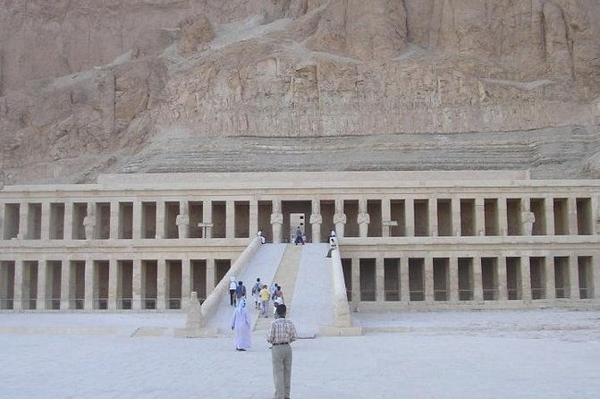 Tour of Valley of the Kings and temple of queen Hatshepsut