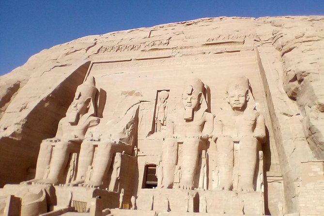 Tour of Abu simble temple
