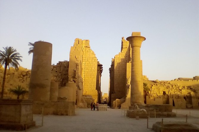 Enjoy Luxor city in two days from Hurghada city