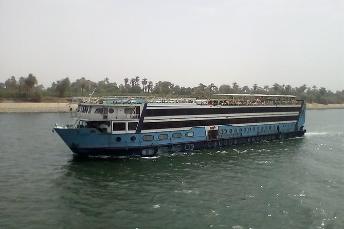 Enjoy five days on five star Nile cruise from Luxor and Aswan with guided tours