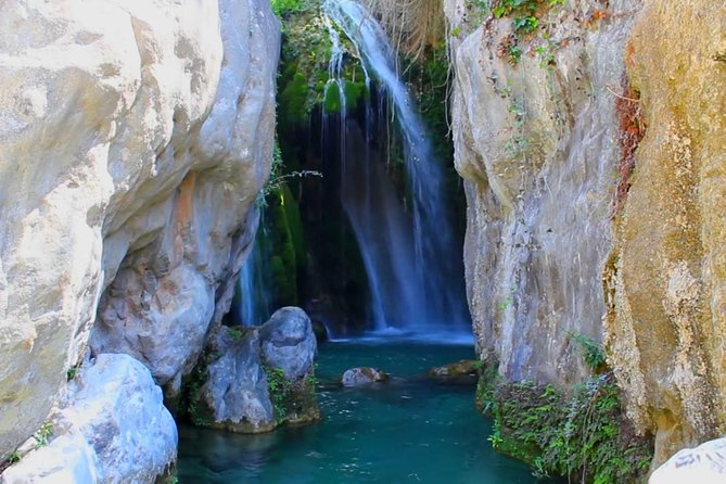Morning Trip to the Algar Waterfalls from Benidorm or Albir