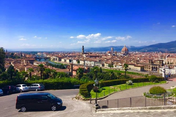 Florence and San Gimignano Private Tour from Livorno