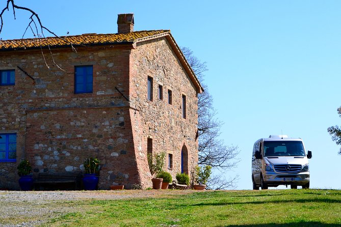 Florence to Rome with Private Driver (Multiple Options Available)
