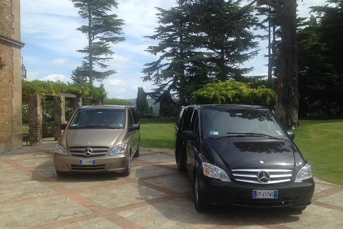 Forte dei Marmi to Rome Private Transfer