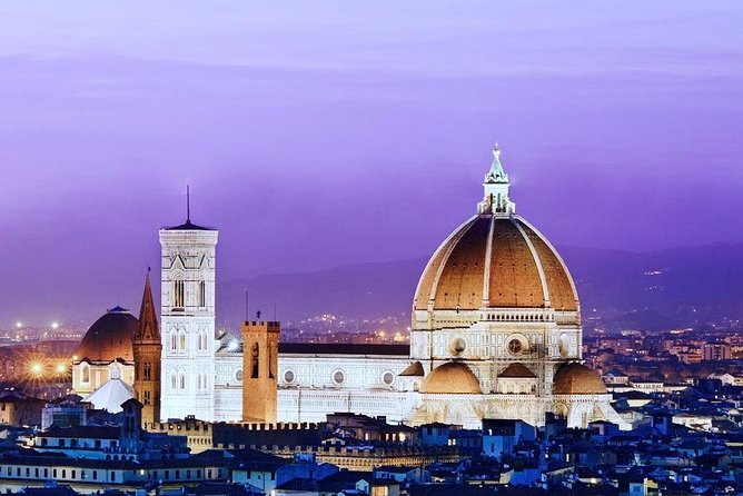 Florence Hidden Sights Private Tour from Livorno