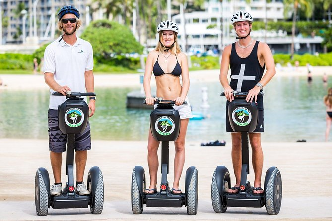 Waikiki en Diamond Head Segway Tour