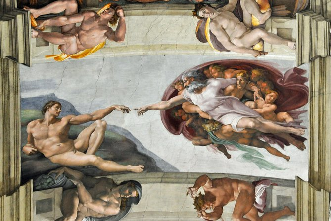 Vatican Museums and Basilica Small Group Tour